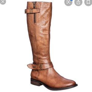 Steve Madden Alyy knee high riding boot 9.5